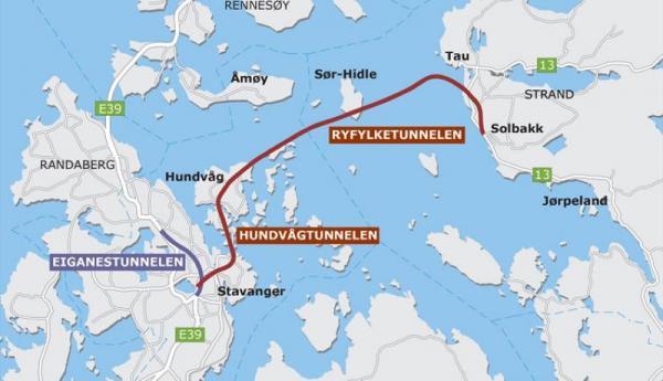 Ryfast Tunnels